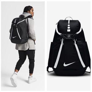 Nike Hoops Elite max air team 2.0 graphic backpack